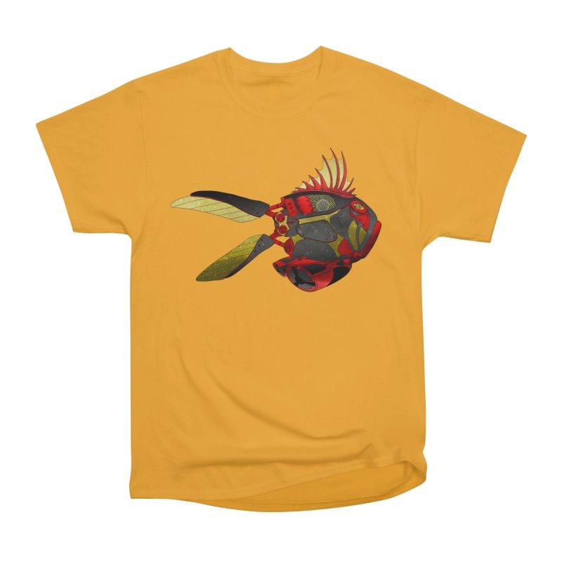 Ichthys 001 Men's Heavyweight T-Shirt by Frenchi French