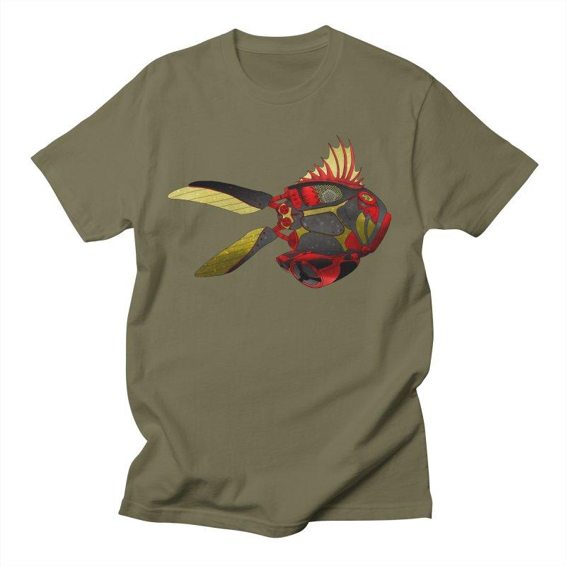 Ichthys 001 Women's Regular Unisex T-Shirt by Frenchi French