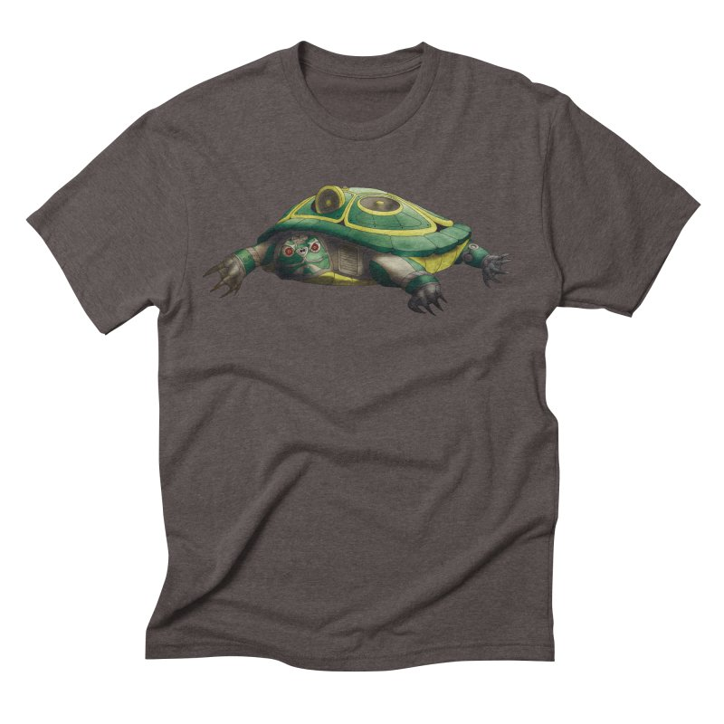 Harlequinn 001 Men's Triblend T-Shirt by Frenchi French
