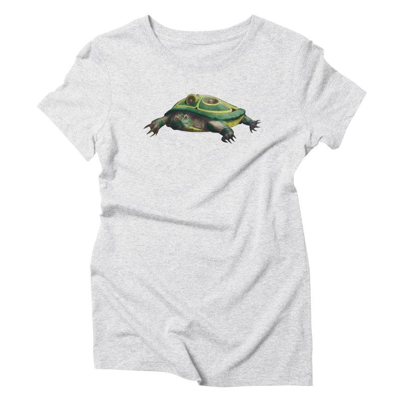 Harlequinn 001 Women's Triblend T-Shirt by Frenchi French