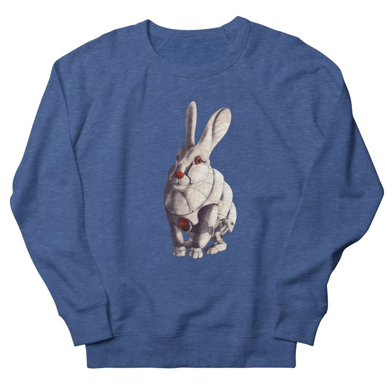 Weiss Hase Uhr Men's Sweatshirt by Frenchi French