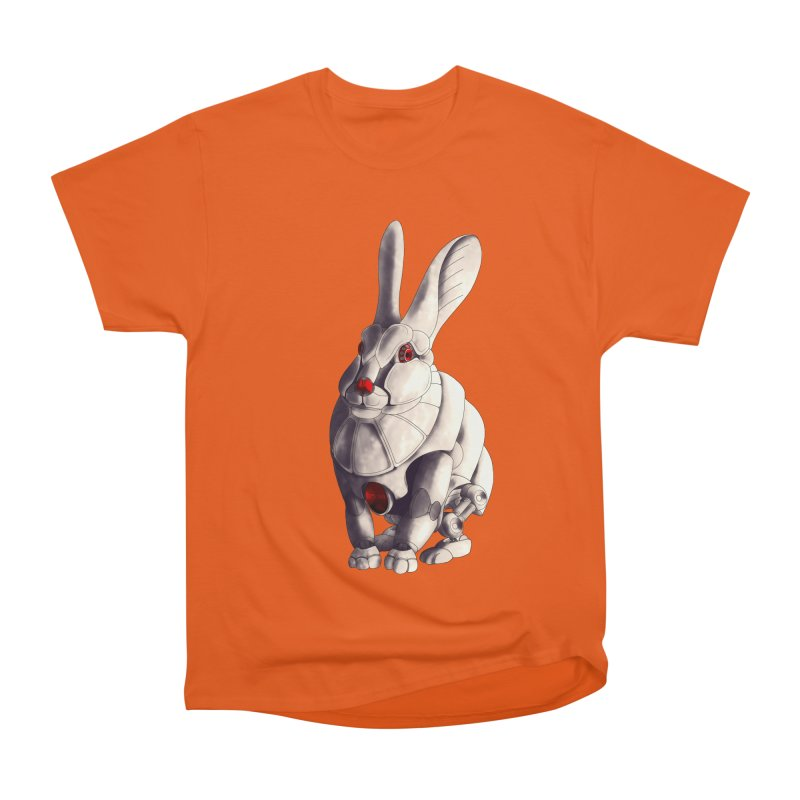 Weiss Hase Uhr Men's Heavyweight T-Shirt by Frenchi French