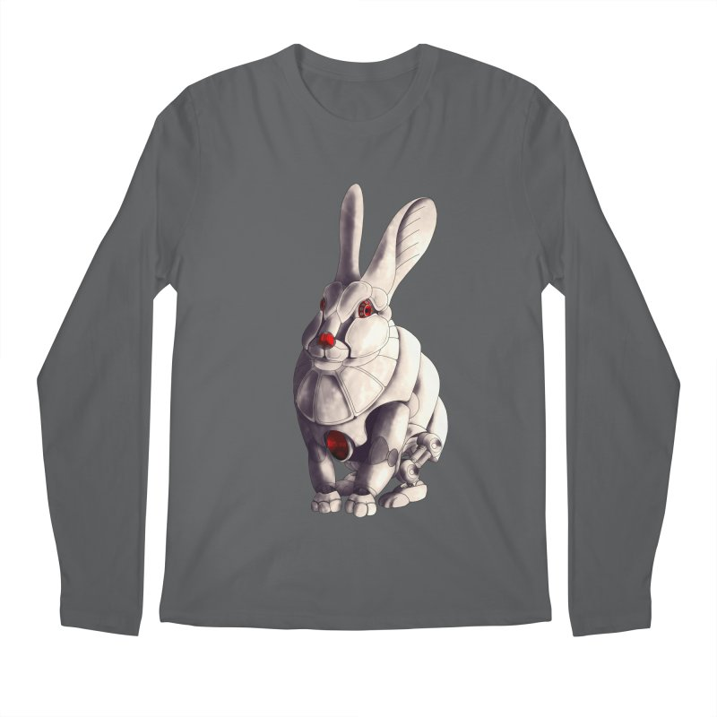 Weiss Hase Uhr Men's Regular Longsleeve T-Shirt by Frenchi French