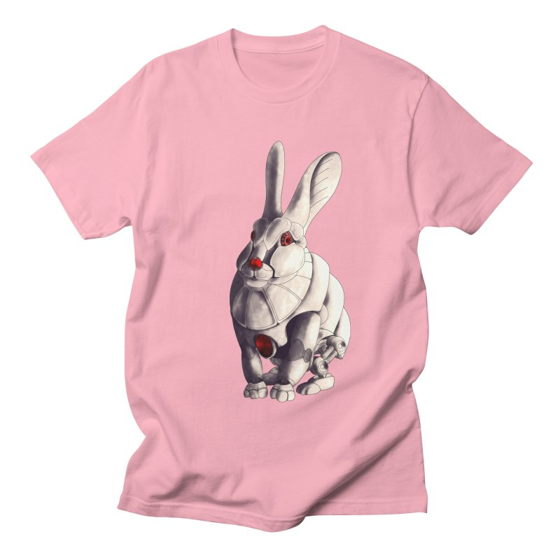 Weiss Hase Uhr Men's Regular T-Shirt by Frenchi French
