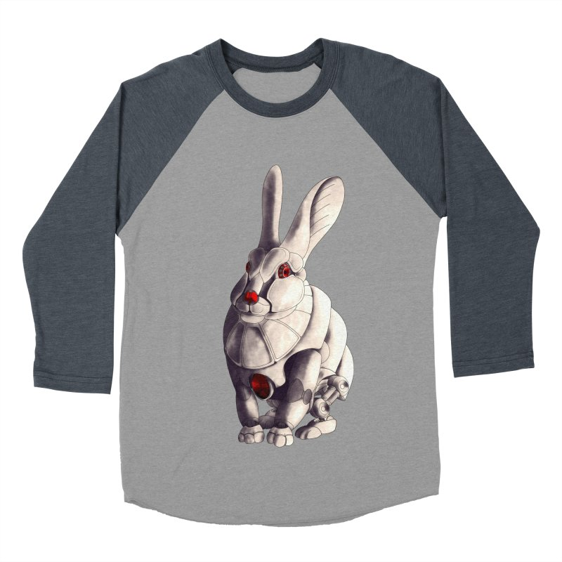 Weiss Hase Uhr Women's Baseball Triblend Longsleeve T-Shirt by Frenchi French