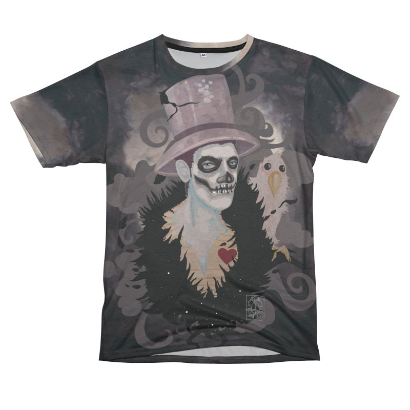 The Baron Men's French Terry T-Shirt Cut & Sew by freshoteric's Artist Shop