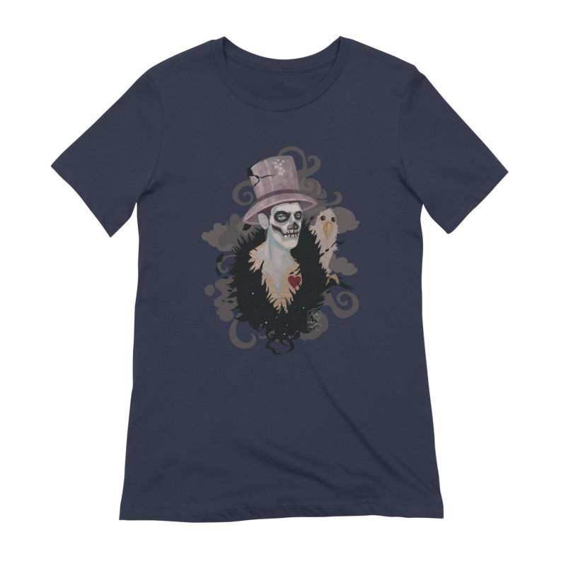 The Baron Women's Extra Soft T-Shirt by freshoteric's Artist Shop
