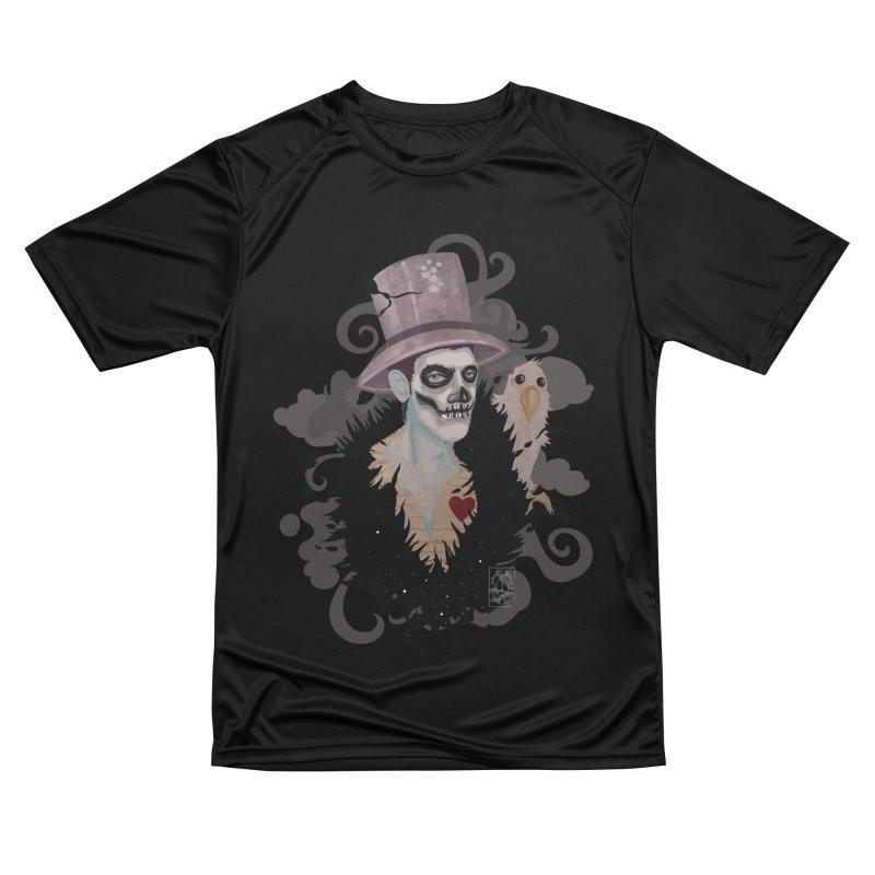 The Baron Men's Performance T-Shirt by freshoteric's Artist Shop