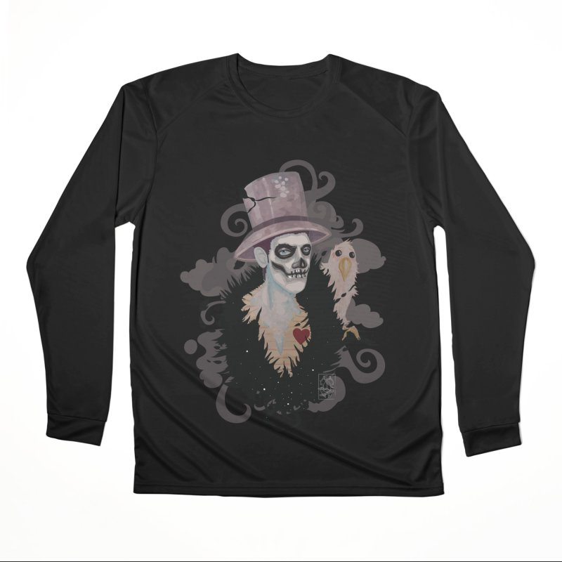 The Baron Men's Performance Longsleeve T-Shirt by freshoteric's Artist Shop