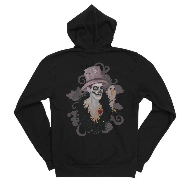 The Baron Men's Sponge Fleece Zip-Up Hoody by freshoteric's Artist Shop