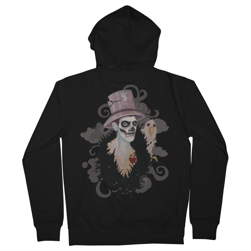 The Baron Men's French Terry Zip-Up Hoody by freshoteric's Artist Shop