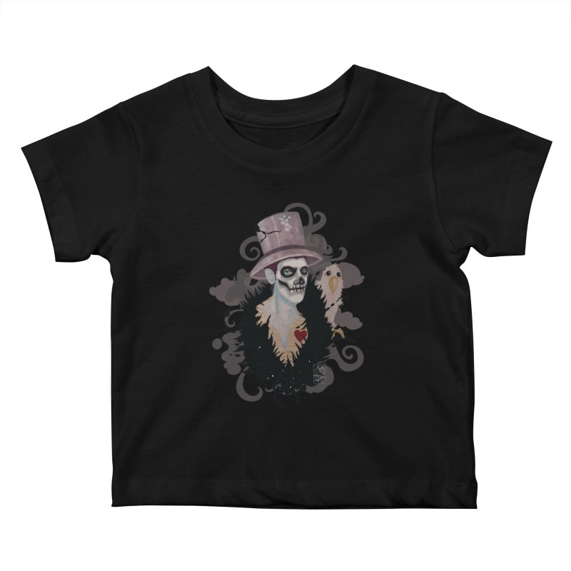 The Baron Kids Baby T-Shirt by freshoteric's Artist Shop