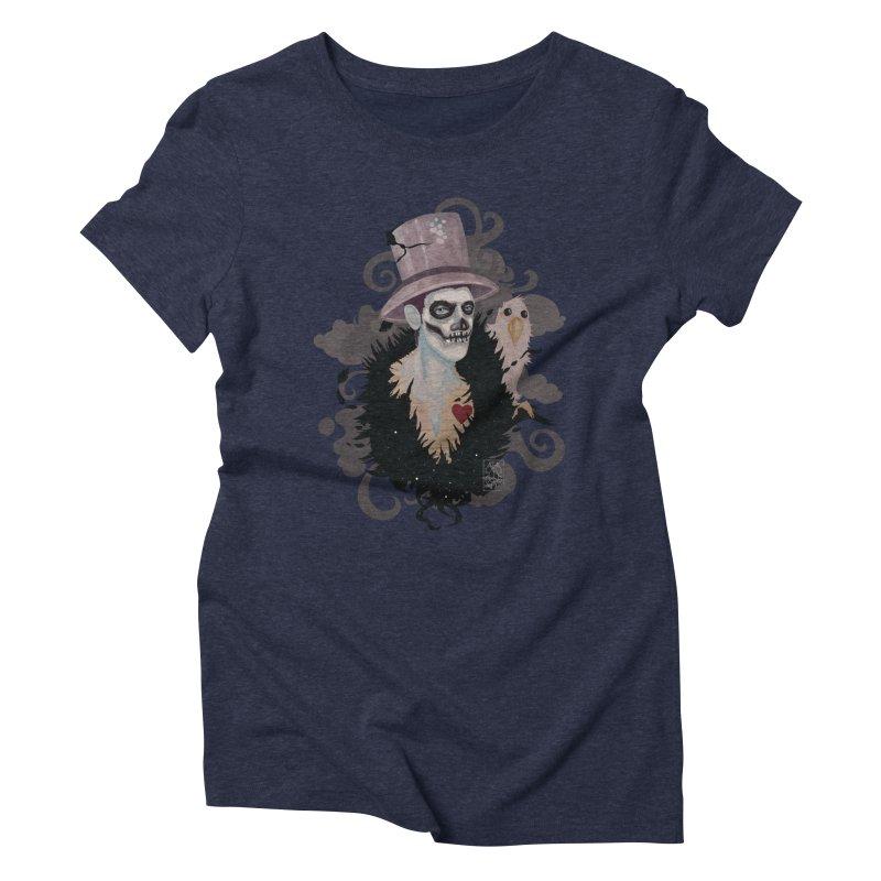 The Baron Women's Triblend T-Shirt by freshoteric's Artist Shop