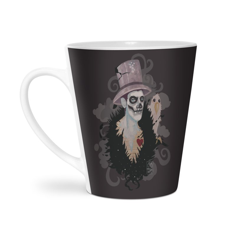 The Baron Accessories Latte Mug by freshoteric's Artist Shop