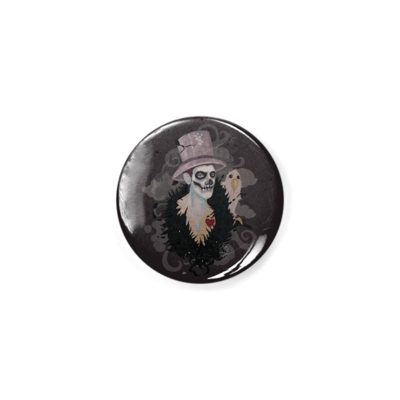 The Baron Accessories Button by freshoteric's Artist Shop