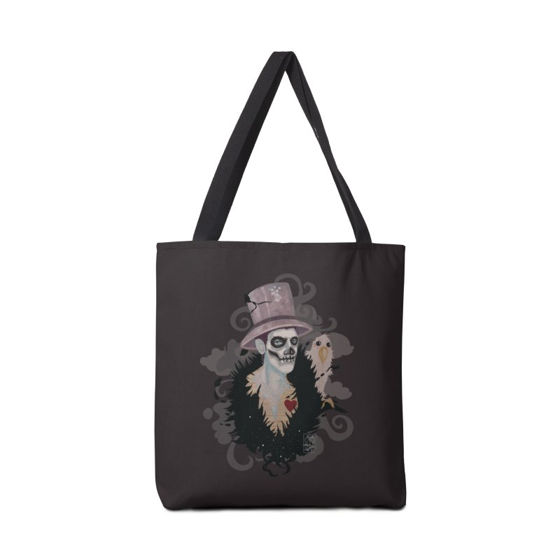 The Baron Accessories Tote Bag Bag by freshoteric's Artist Shop