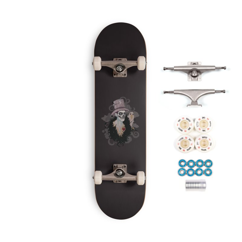 The Baron Accessories Complete - Premium Skateboard by freshoteric's Artist Shop