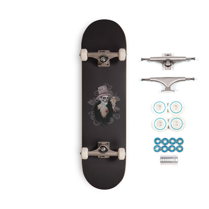 The Baron Accessories Complete - Basic Skateboard by freshoteric's Artist Shop