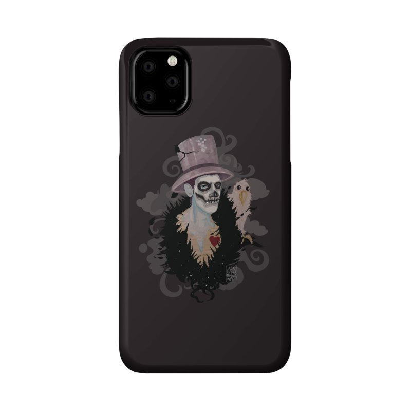 The Baron Accessories Phone Case by freshoteric's Artist Shop