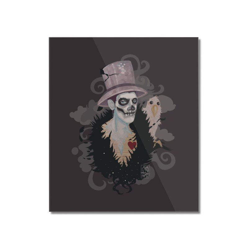 The Baron Home Mounted Acrylic Print by freshoteric's Artist Shop