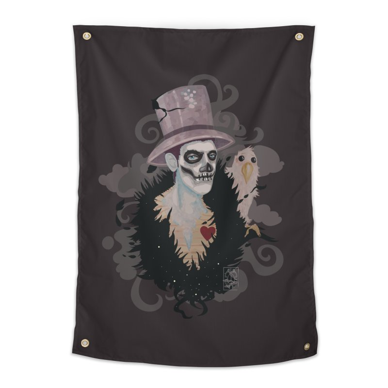 The Baron Home Tapestry by freshoteric's Artist Shop