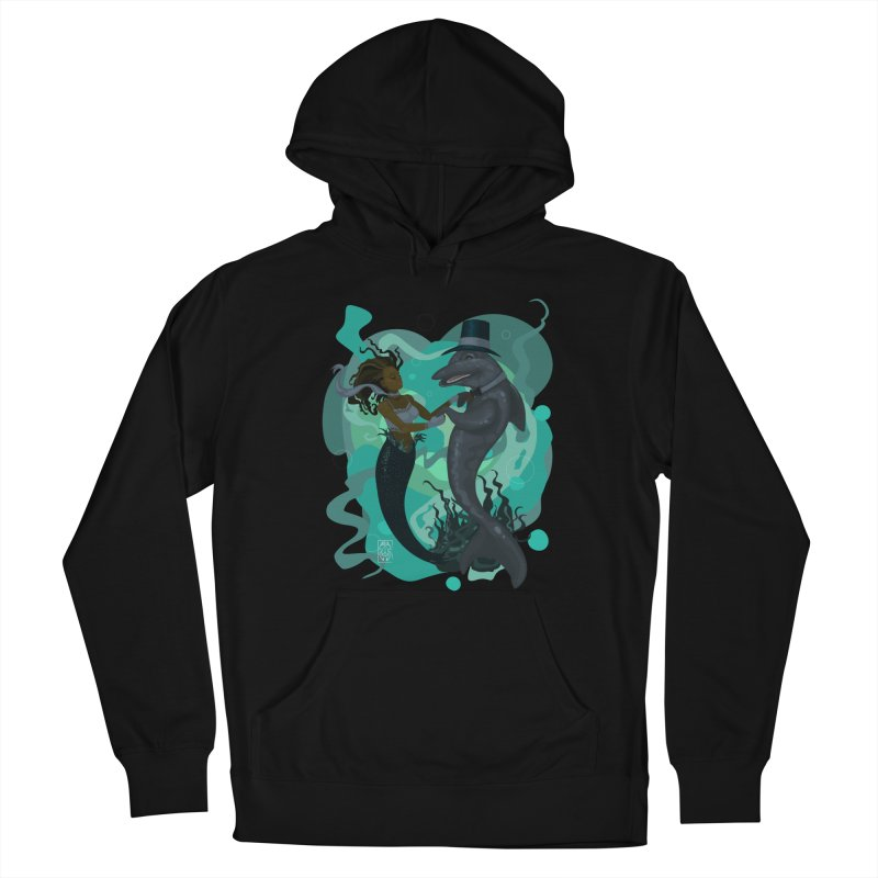 A Mermaid's Dance Women's Pullover Hoody by freshoteric's Artist Shop