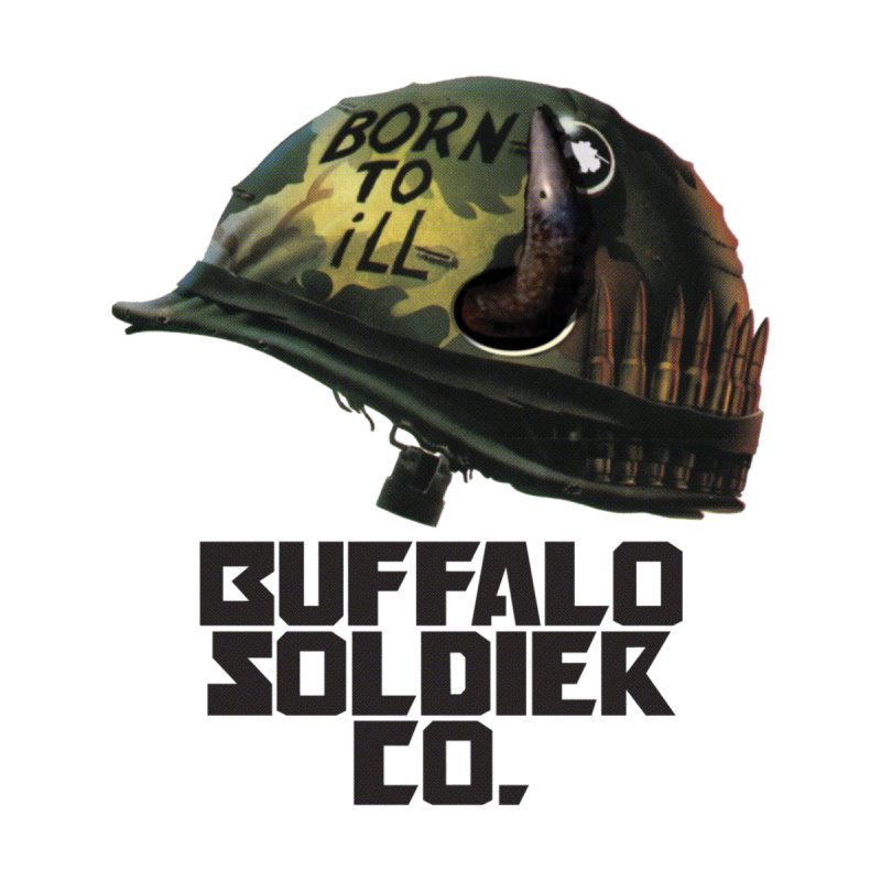 Full Metal Buffalo by Frewil 's Artist Shop