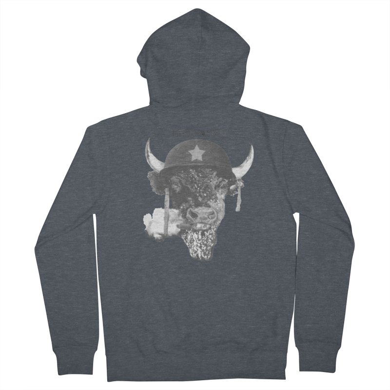 NEW RECRUIT Men's French Terry Zip-Up Hoody by Frewil 's Artist Shop