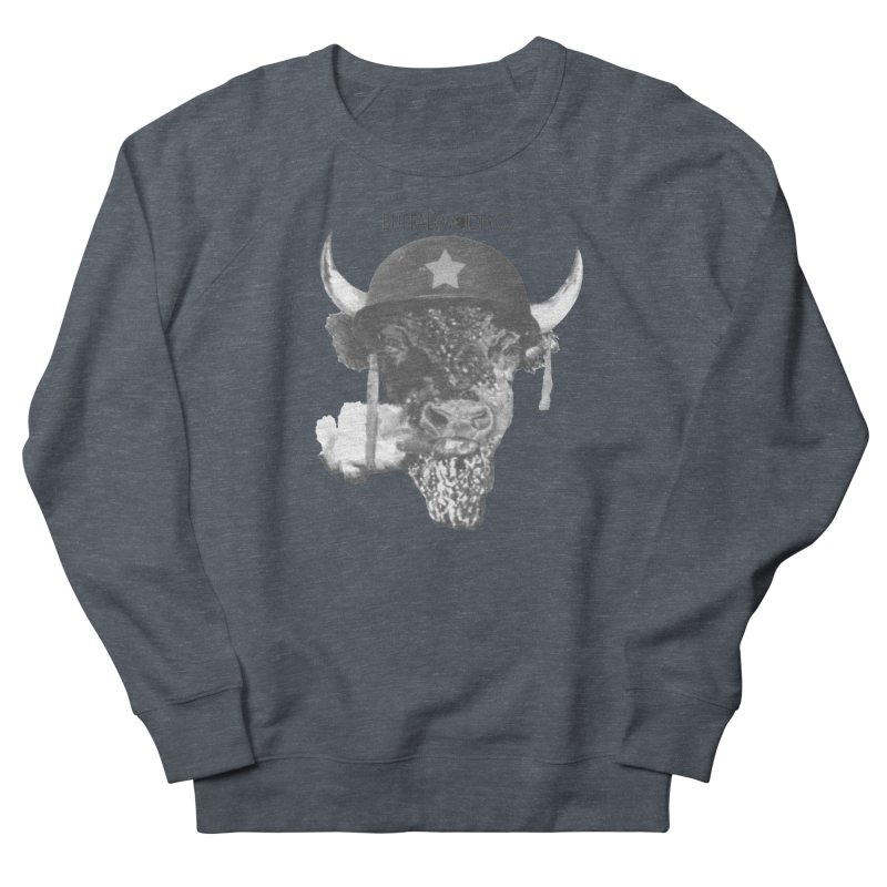 NEW RECRUIT Men's French Terry Sweatshirt by Frewil 's Artist Shop