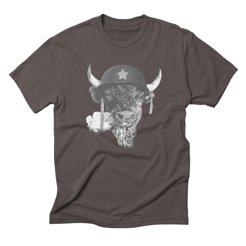 NEW RECRUIT Men's Triblend T-Shirt by Frewil 's Artist Shop