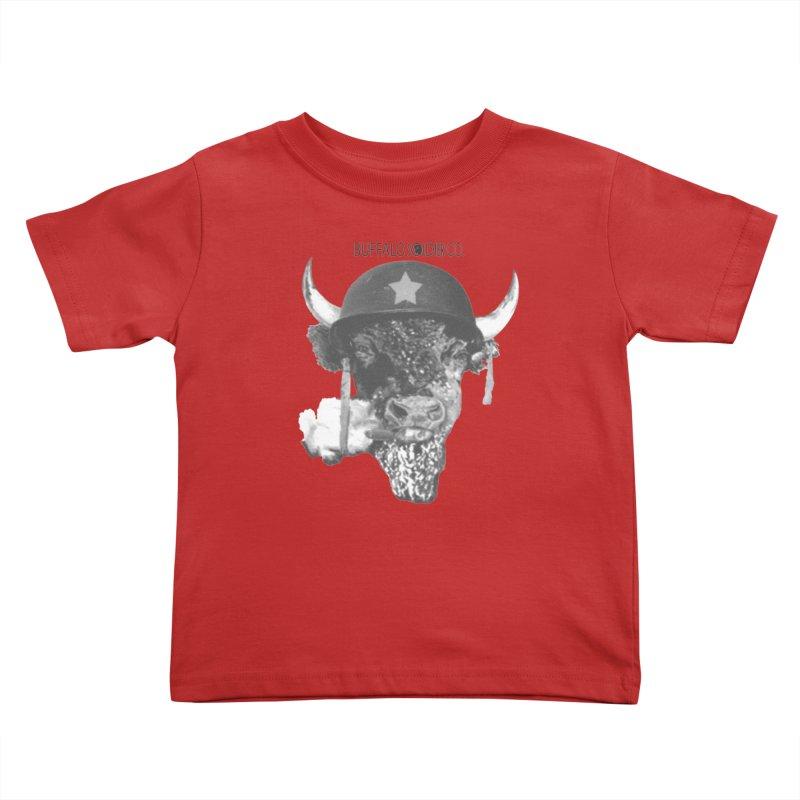 NEW RECRUIT Kids Toddler T-Shirt by Frewil 's Artist Shop