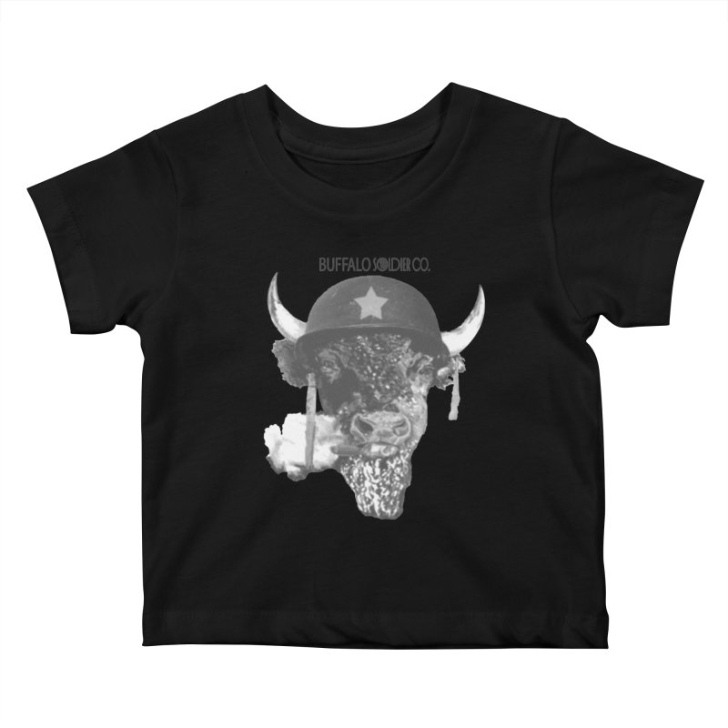 NEW RECRUIT Kids Baby T-Shirt by Frewil 's Artist Shop