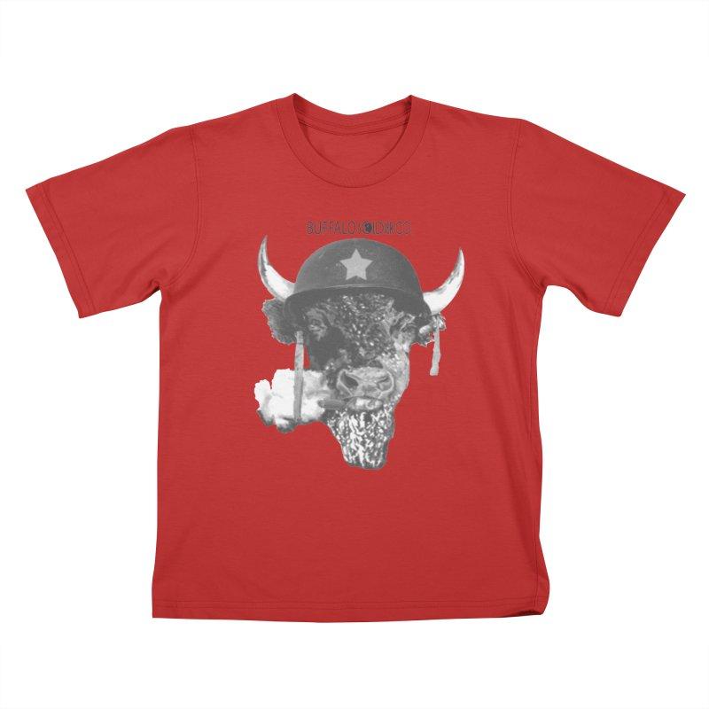 NEW RECRUIT Kids T-Shirt by Frewil 's Artist Shop