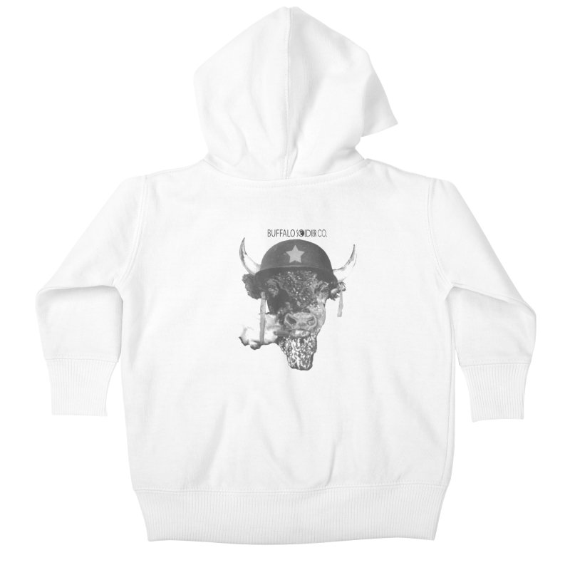 NEW RECRUIT Kids Baby Zip-Up Hoody by Frewil 's Artist Shop