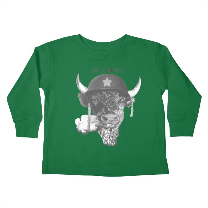 NEW RECRUIT Kids Toddler Longsleeve T-Shirt by Frewil 's Artist Shop