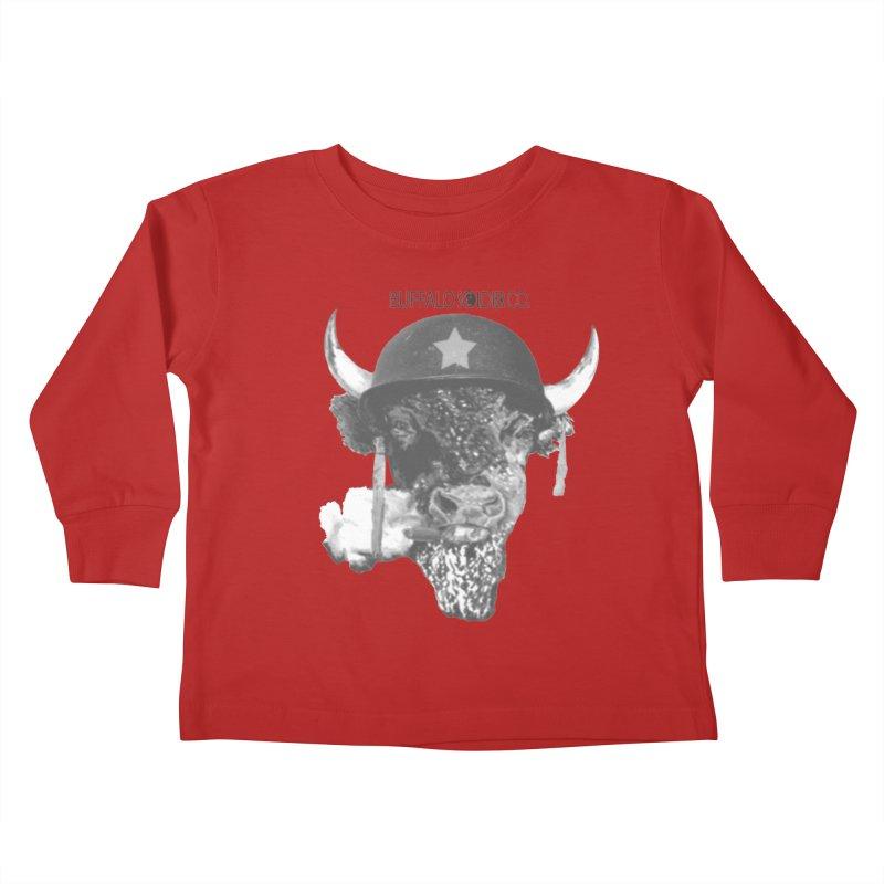 NEW RECRUIT Kids Toddler Longsleeve T-Shirt by Frewil 's Artist Shop