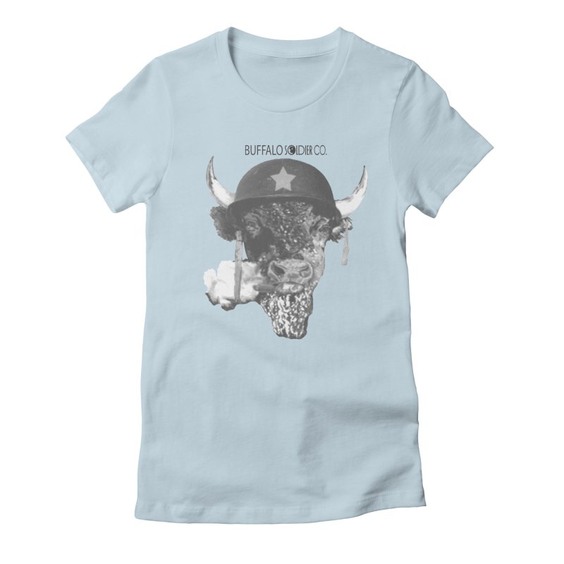 NEW RECRUIT Women's Fitted T-Shirt by Frewil 's Artist Shop