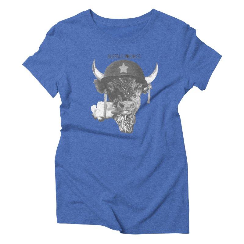 NEW RECRUIT Women's Triblend T-Shirt by Frewil 's Artist Shop