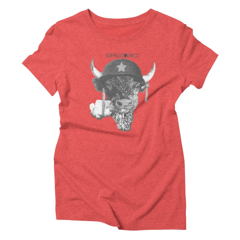 NEW RECRUIT Women's Triblend T-Shirt by Frewil 's Artist Shop