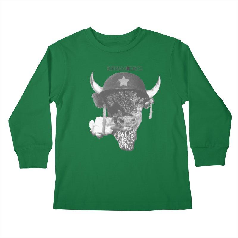 NEW RECRUIT Kids Longsleeve T-Shirt by Frewil 's Artist Shop