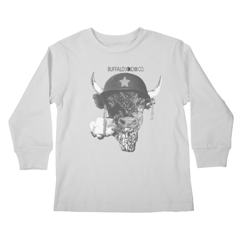 NEW RECRUIT Kids Longsleeve T-Shirt by Frewil 's Artist Shop