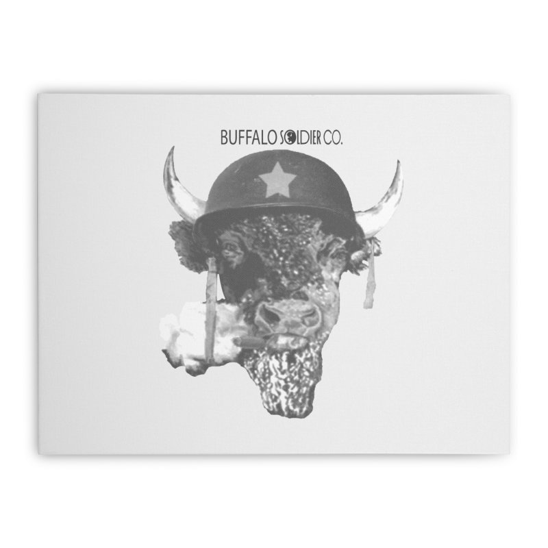 NEW RECRUIT Home Stretched Canvas by Frewil 's Artist Shop