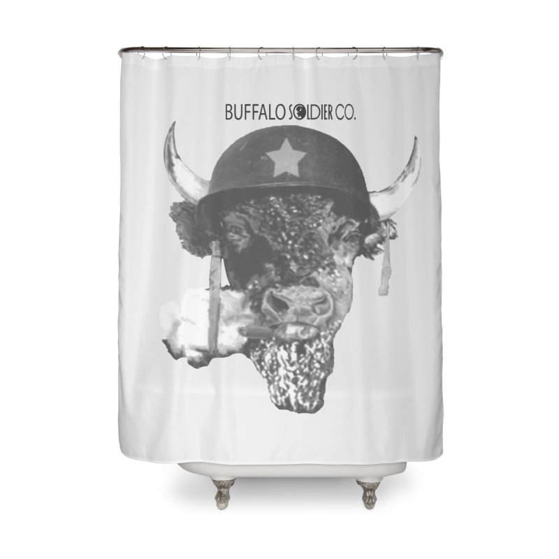 NEW RECRUIT Home Shower Curtain by Frewil 's Artist Shop