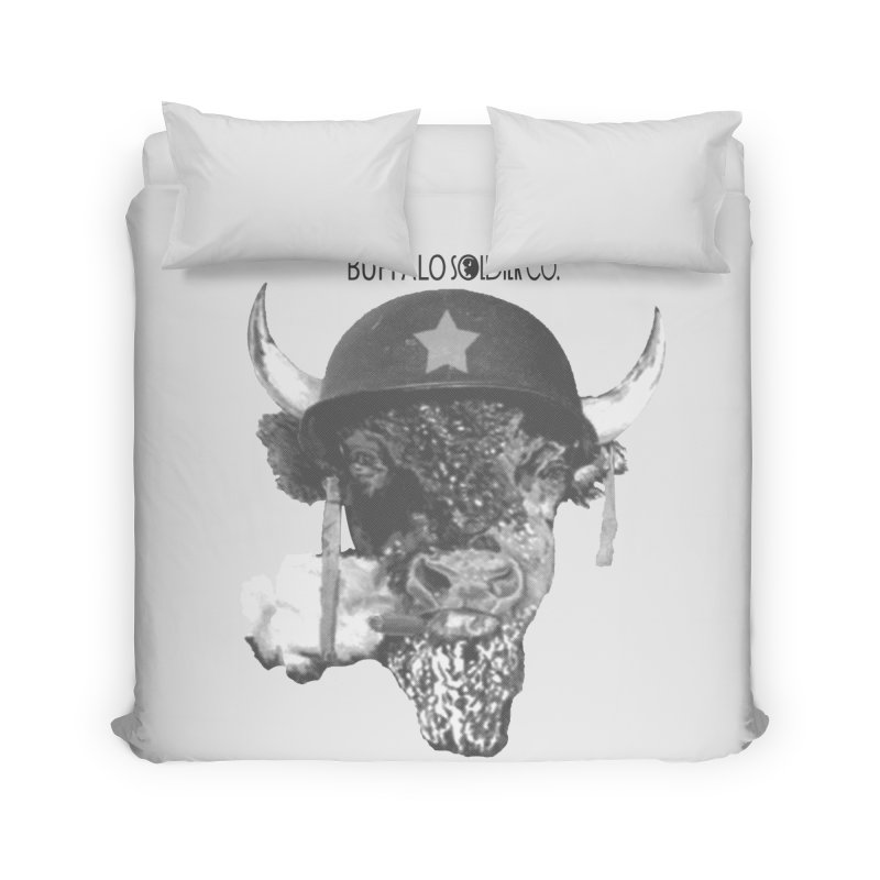 NEW RECRUIT Home Duvet by Frewil 's Artist Shop