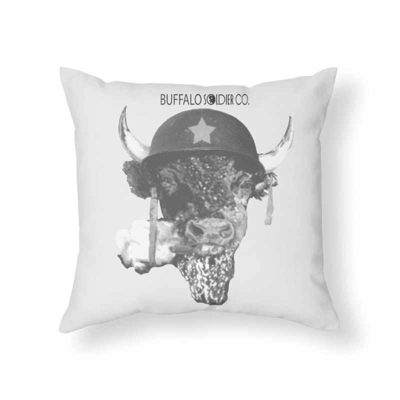 NEW RECRUIT Home Throw Pillow by Frewil 's Artist Shop