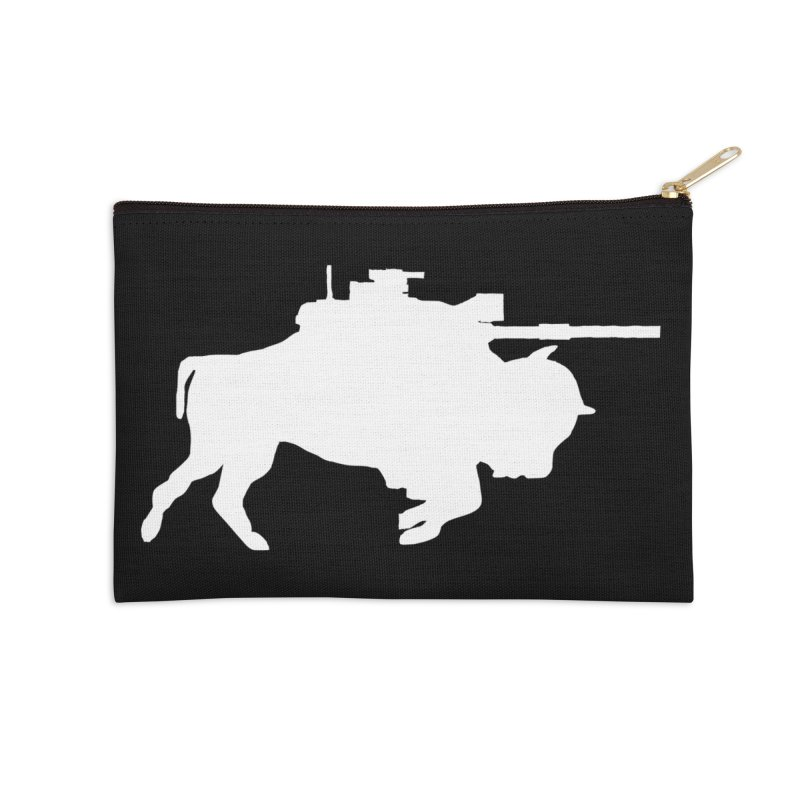 Classic Buffalo Soldier Co.  Accessories Zip Pouch by Frewil 's Artist Shop