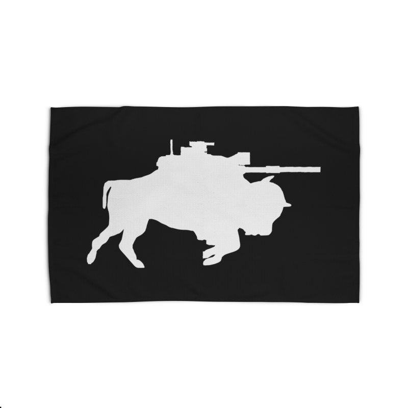 Classic Buffalo Soldier Co.  Home Rug by Frewil 's Artist Shop
