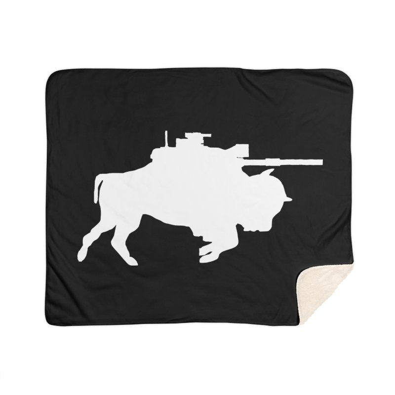 Classic Buffalo Soldier Co.  Home Blanket by Frewil 's Artist Shop