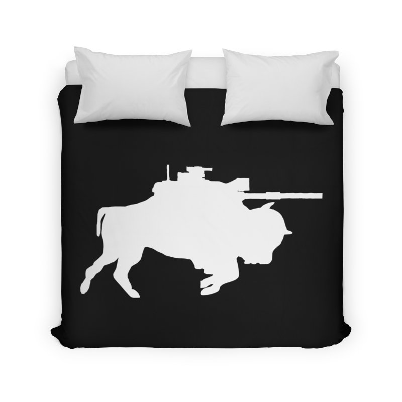 Classic Buffalo Soldier Co.  Home Duvet by Frewil 's Artist Shop