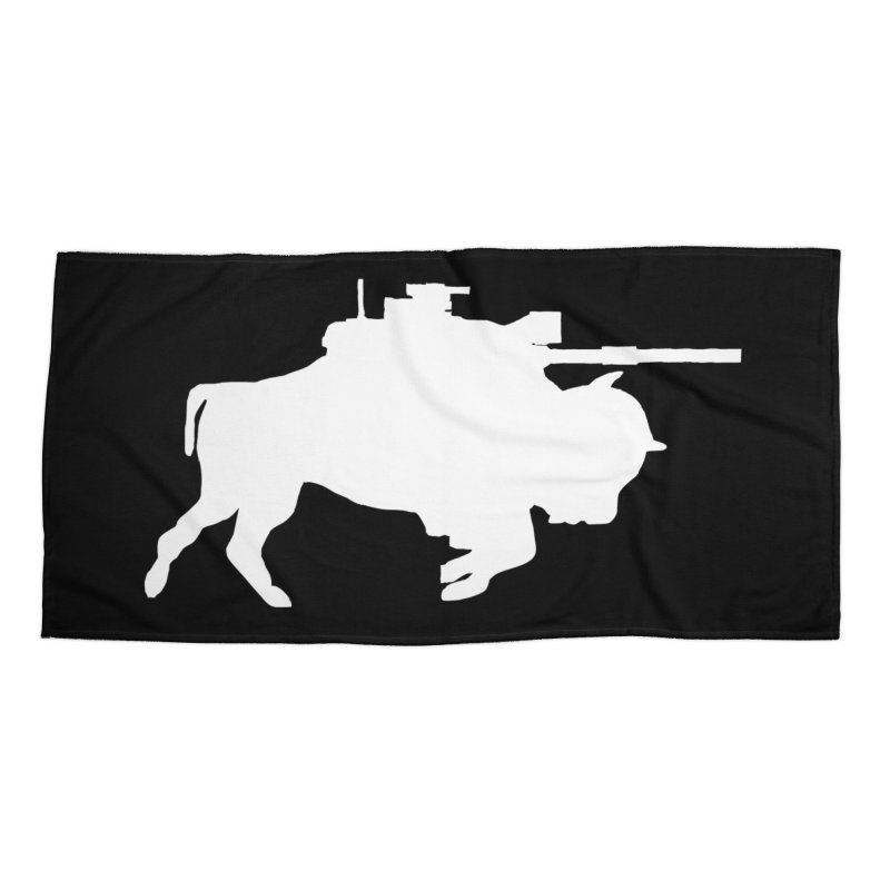 Classic Buffalo Soldier Co.  Accessories Beach Towel by Frewil 's Artist Shop